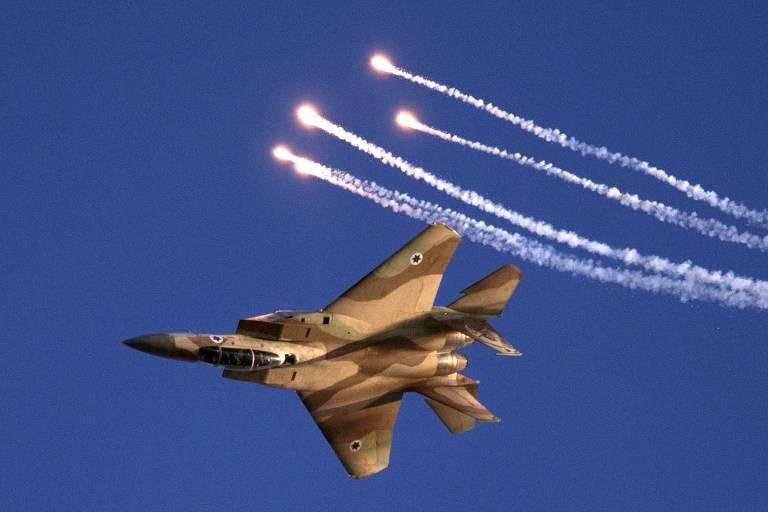 ВВС Израиля нанесли удар по сектору Газа