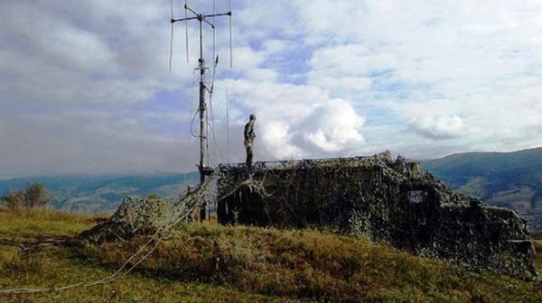 РЭБ ЮВО подавляет средства связи незаконных вооруженных формирований