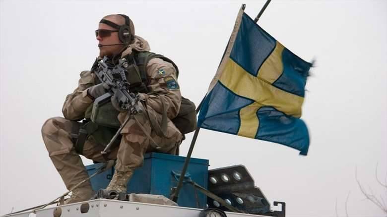 Шведы испугались