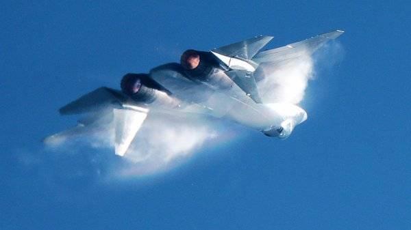 Пятое поколение пошло на взлет: Сверхманевренный истребитель Су-57