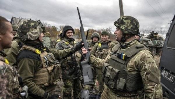 Cтало известно, чье оружие используют ВСУ в зоне АТО