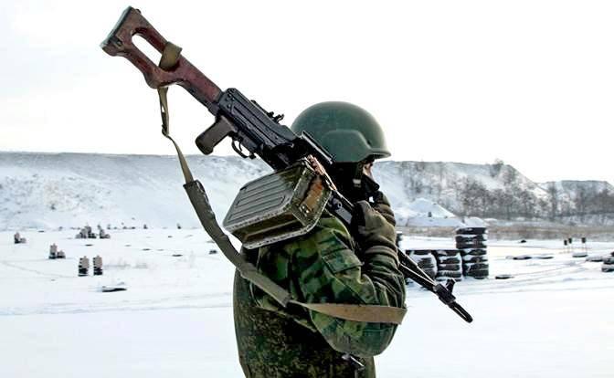 Канада выстрелила в Донбасс первой