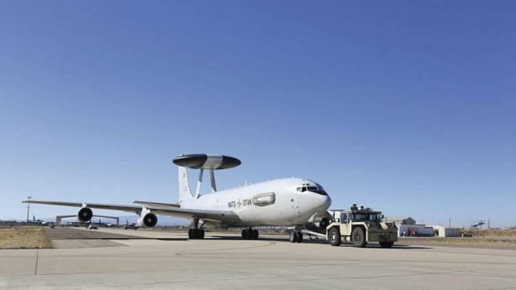 ВВС США теряют «воздушное зрение»: списан очередной АВАКС