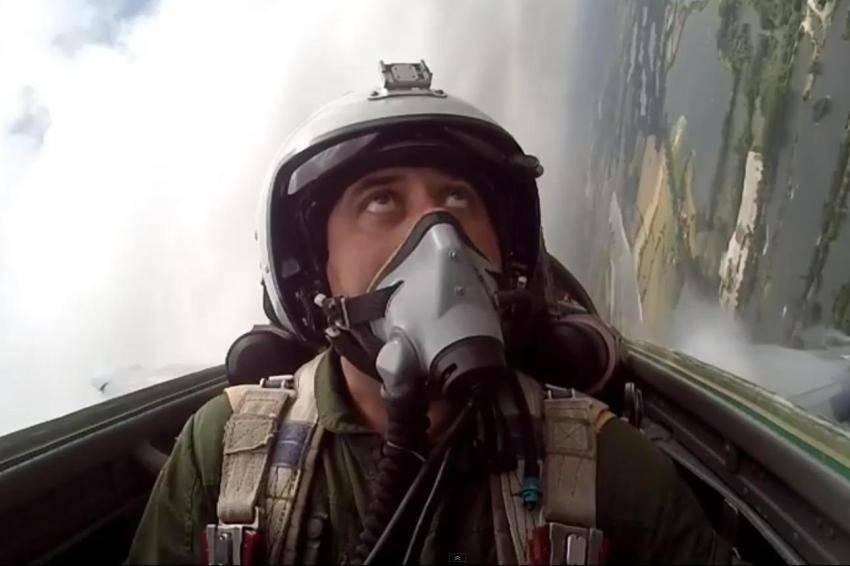 Астматический истребитель: названы причины удушья у пилотов F-35