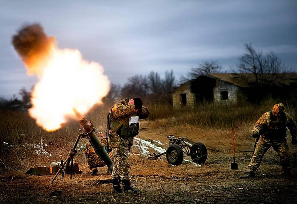 Прошлись по ВСУ огнем: ополченцы дают мощный отпор украинским силовикам
