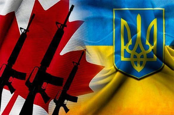Зачем Канада толкает Украину к масштабной войне?