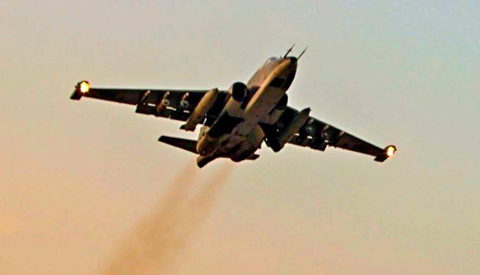 ВКС РФ уничтожили одного из последних чеченских главарей в Сирии