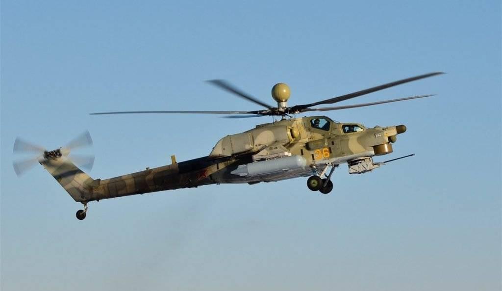 ВС РФ дождались суперохотников: Ми-28НМ идут в серию