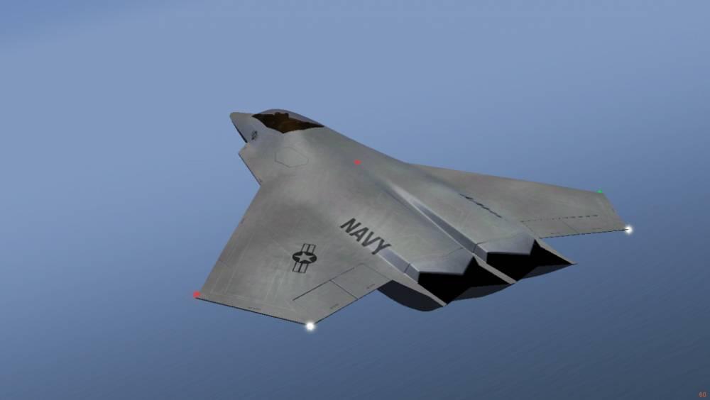 NI о истребителях шестого поколения: США хотят защиту от российских ПВО