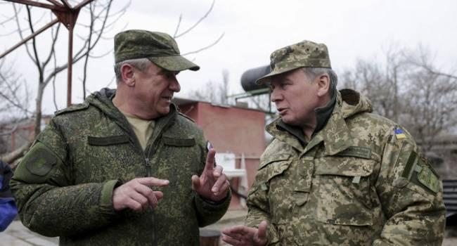 Риски ухода российских офицеров из СЦКК: в Киеве ждут кровопролития