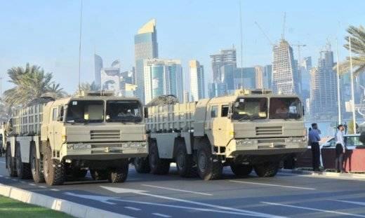 Китайские ракеты возьмут под прицел нефтяные объекты Саудовской Аравии