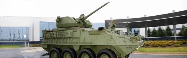 Русский опыт на службе США: БТР ICVD сдержит Россию