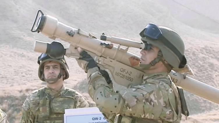 Китай вооружает Туркмению
