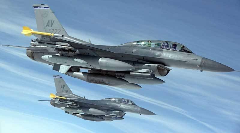 ВВС США готовятся к военным действиям на аэродромах Прибалтики