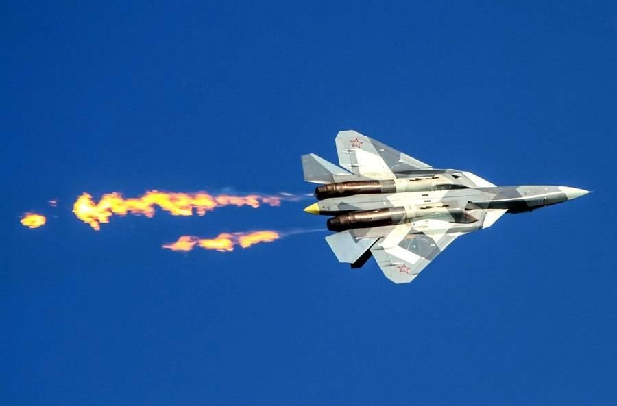 Когда будет готов Су-57 с новыми двигателями?