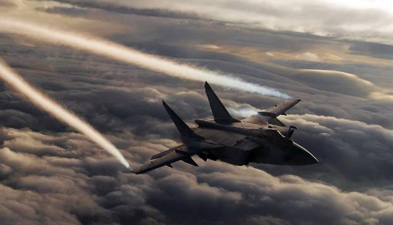 Втрое эффективнее: модернизированные МиГ-31БМ поступили в ЦВО