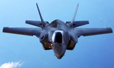 ВМС США развертывают в Японии палубную версию F-35