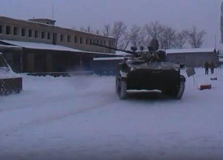 Ополчение Донбасса проверяет технику к схваткам с ВСУ