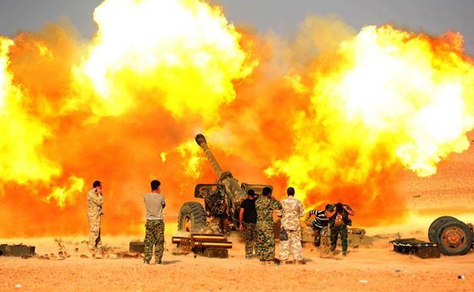 Асад воюет на стороне курдов против Москвы