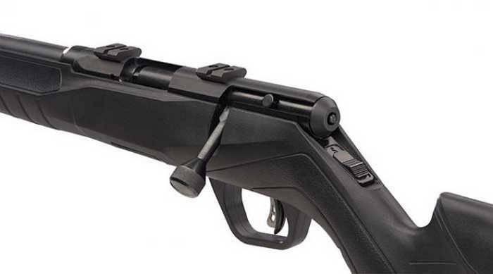 Компания Savage Arms завоевывает рынок огнестрельного оружия для левшей