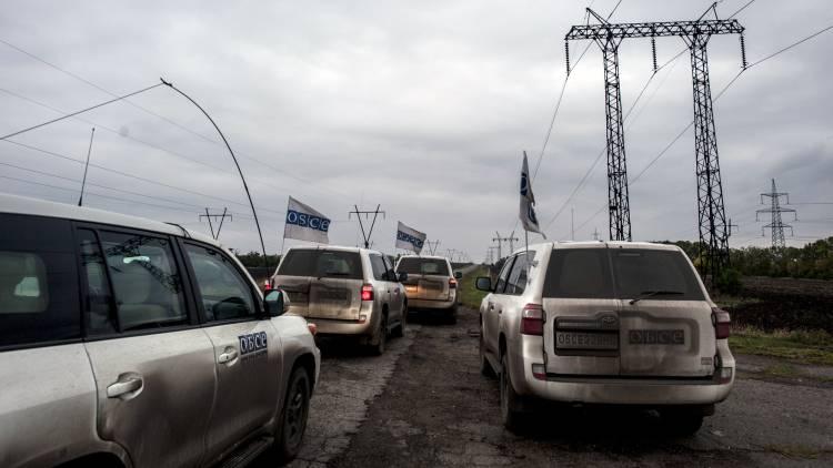 На Донбассе погиб наблюдатель ОБСЕ: Подробности смерти сотрудника
