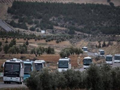 Автобусы с боевиками проникли из Турции в Сирию? Турки ждут ответа россиян