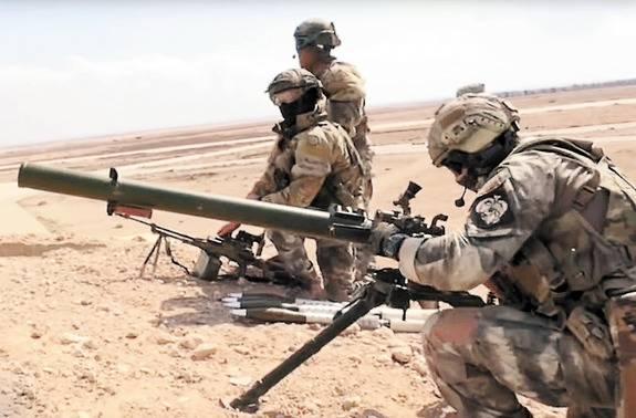 «Спецназ из СССР» в Сирии: страсти вокруг «Турана»