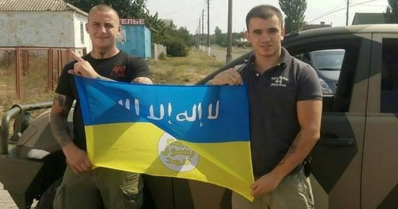 Украина и ИГИЛ - братья близнецы одного проекта...