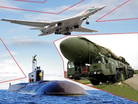 В США забеспокоились: русская триада становится быстрее, точнее и мощнее