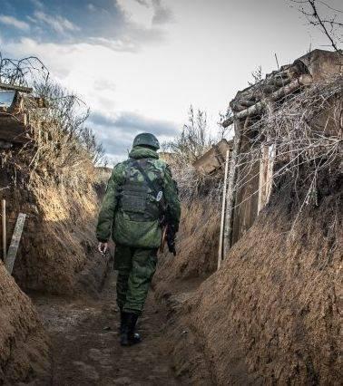 На Донбассе ВСУ убили ополченца ДНР – второй боец взят в плен