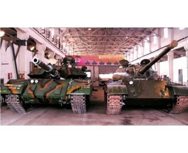 Танки Т-54/55 во Вьетнаме ещё послужат