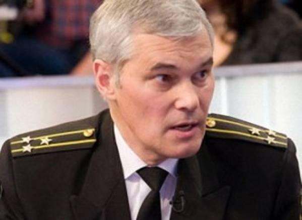 Сивков: возврат ударного кулака ВМФ РФ в Балтию и Черное море испугал НАТО