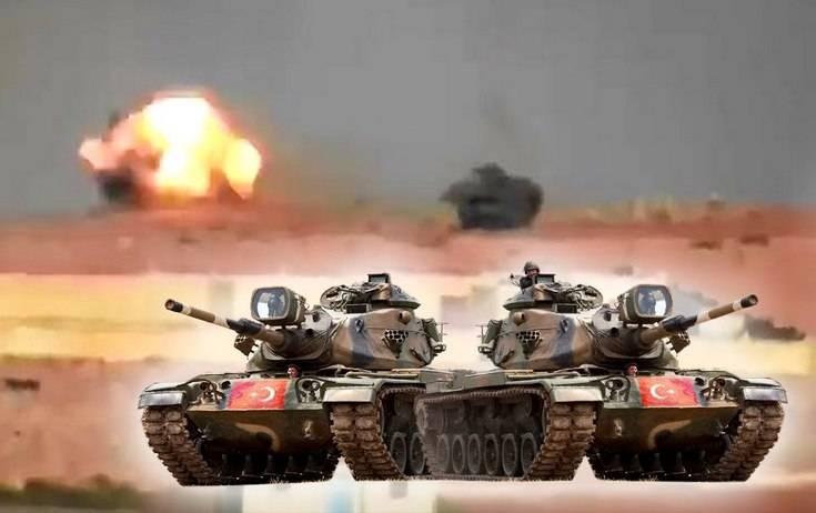 Россия обвинила США во вторжении Турции в Сирию