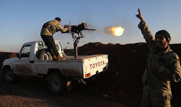 «Мы ответим на атаки». Курды рассказали о турецкой операции в Африне