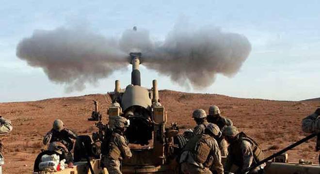 Генштаб Турции сообщил о поражении в Африне 108 целей из 113 намеченных