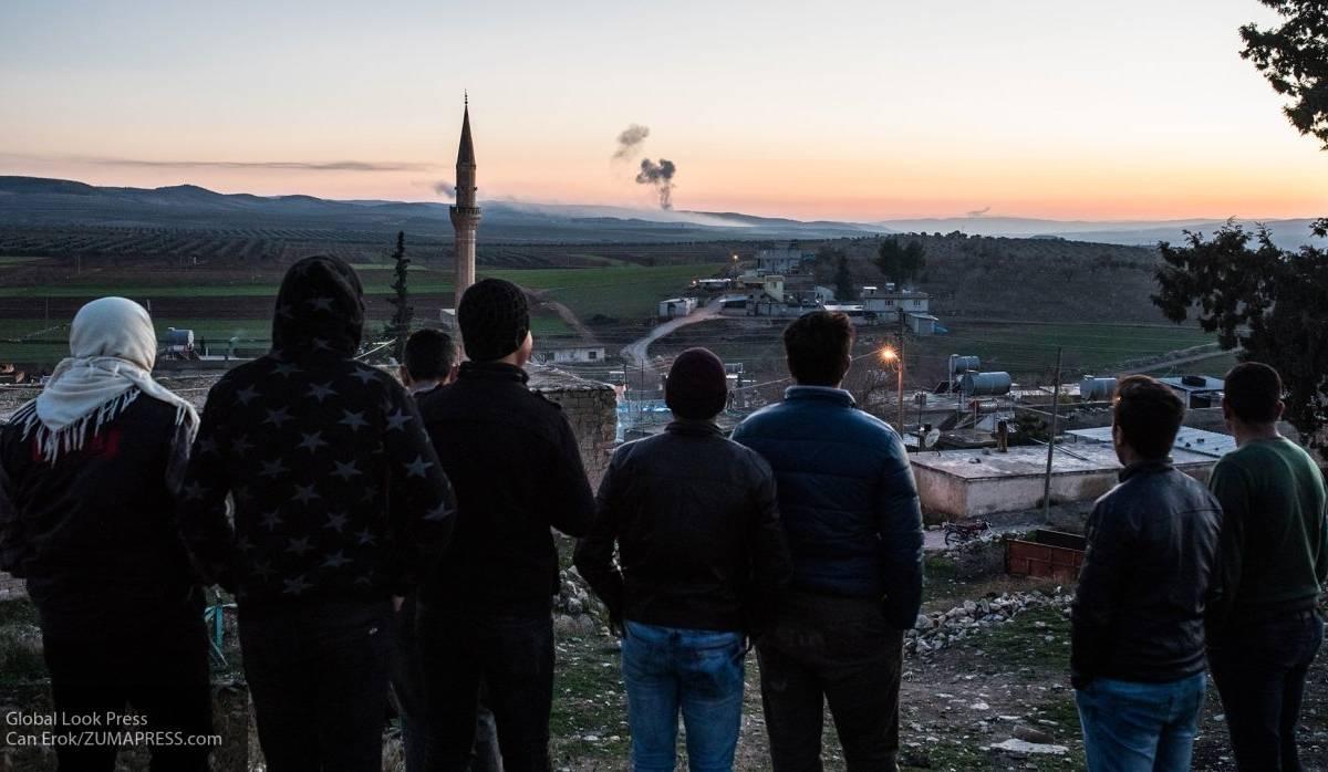 Курды и Турция воюют в Африне, конгресс в Сочи под угрозой