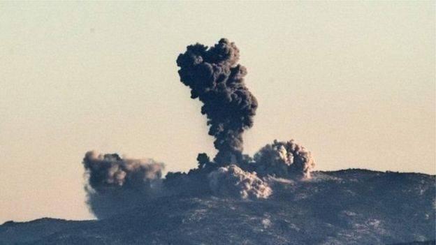Турция объявила о наступлении на курдов: курды утверждают, что отбились