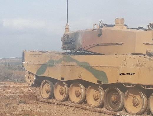 Сирия: курдам удалось подбить