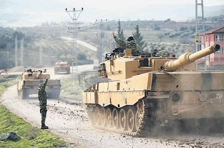 Война в Африне повторяет сценарий Донбасса-2014