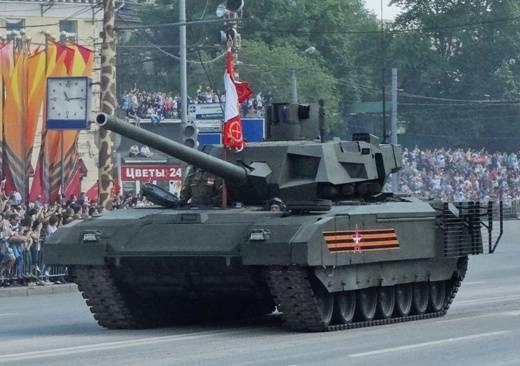 Существенный недостаток танка