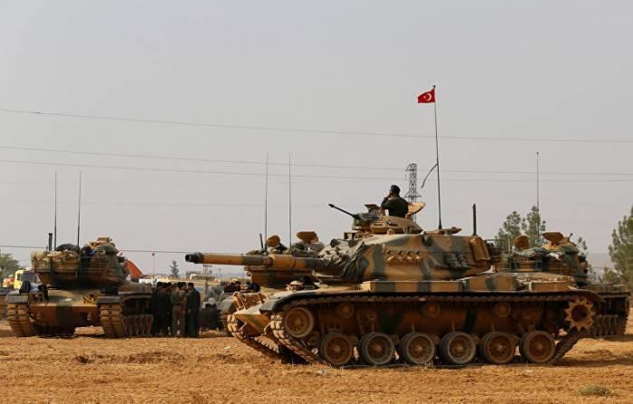 Турция громит сирийских курдов