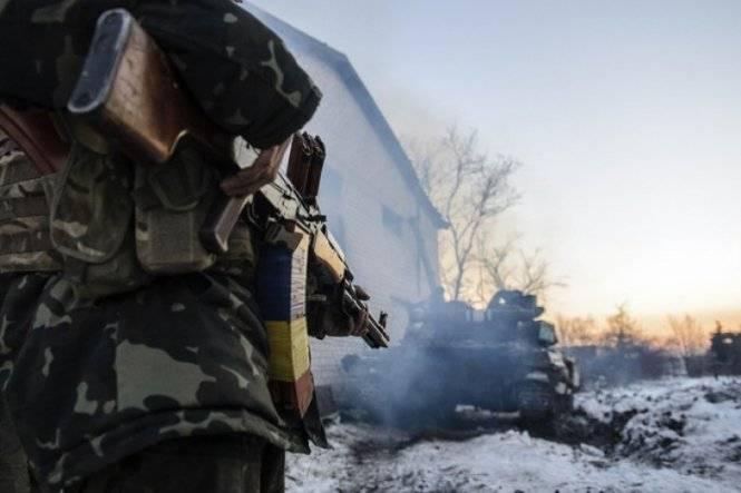 В зоне АТО опять обострение - ВСУ накрыли огнем 5 населенных пунктов