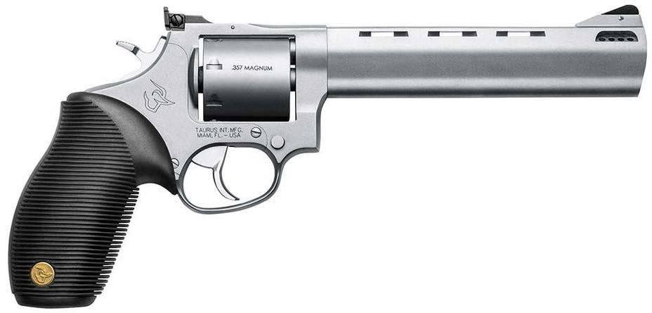 Taurus 692: один револьвер - два калибра