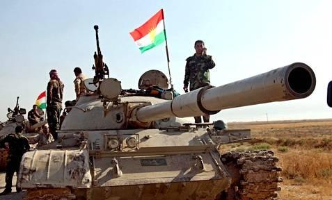 Сирийская армия начала помогать курдам в отражении турецкого удара