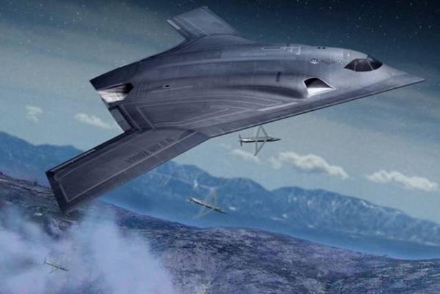 В-21 Raider: самолет, которого не будет