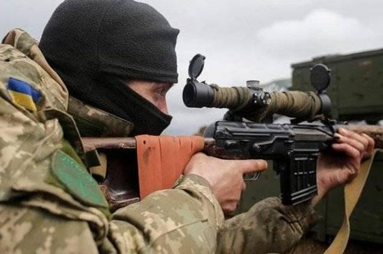 Неизвестный снайпер: на Донбассе все куда интереснее, чем кажется