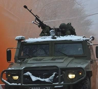 Сирийский опыт: российский спецназ вооружил