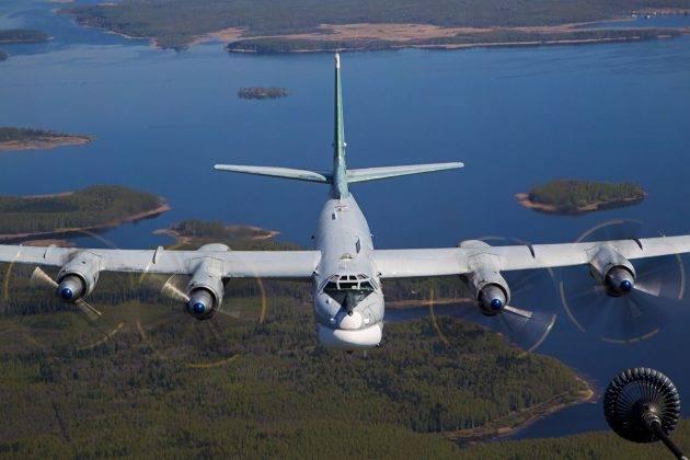 NI о ракетах Ту-95МС: США потеряли монополию на высокоточное оружие