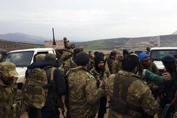 Турецкая «Оливковая ветвь» в Сирии: при любом исходе США не в накладе