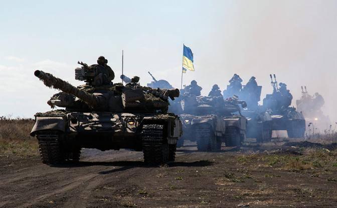 Прозрела даже ОБСЕ: Киев идет уничтожать Донбасс